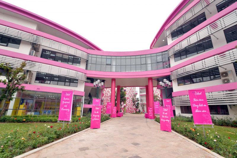 Trường liên cấp TH-School